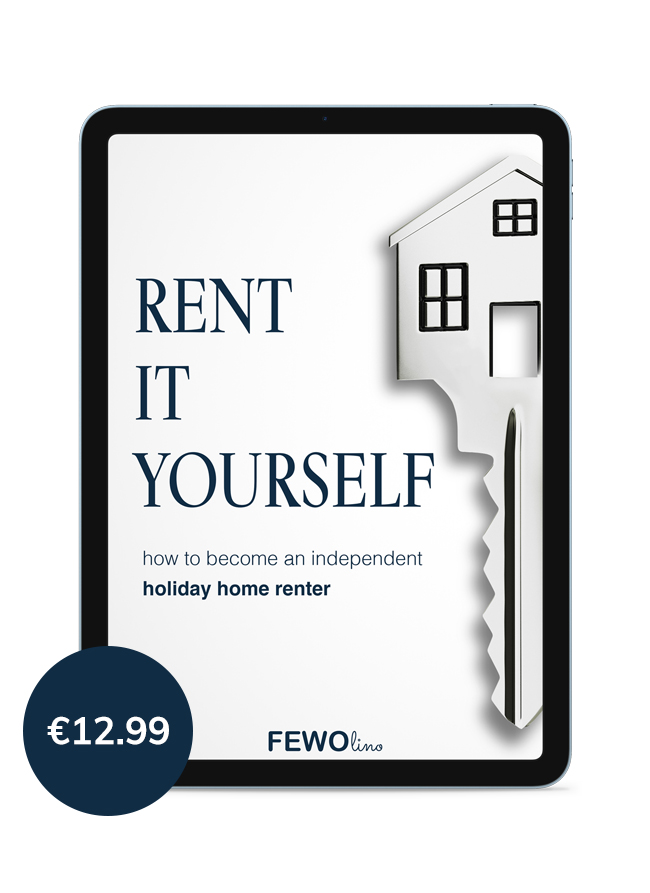 Rent It Yourself - Fewolino ebook for holiday home renters